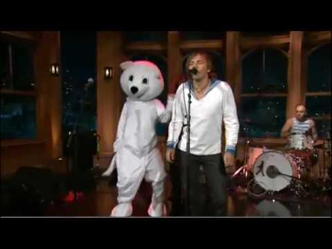 Mumiy Troll - Late Late Show with Craig Ferguson