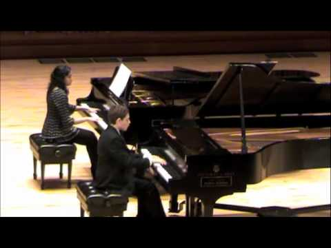 Mozart. Piano Concerto in A major # 12