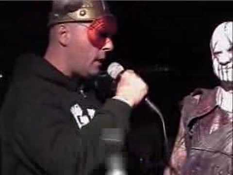 MUSHROOMHEAD (interview) on CAPITAL CHAOS 2006