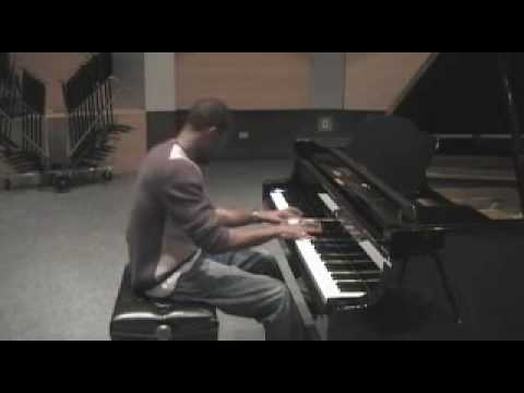 BUDDY - Musiq Soulchild Piano Cover