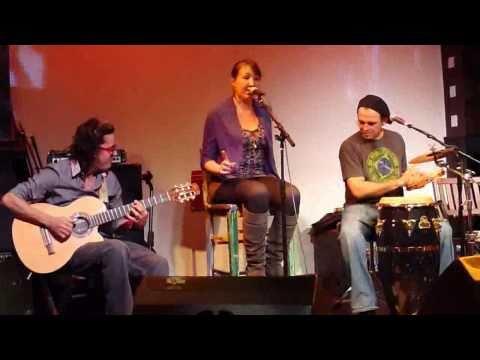 Krisitin Porter-One note Samba @ SOB`s 12-12-10
