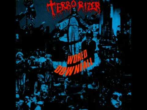 Terrorizer - fear of napalm