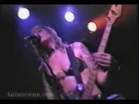 Nashville Pussy Live Toronto 1998