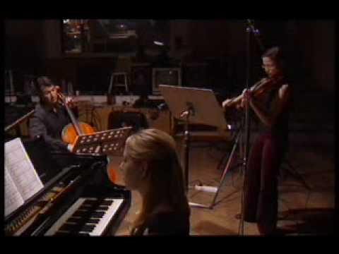 Natasha Paremski plays Tchaikovsky Piano Trio