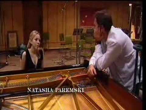 Natasha Paremski plays Tchaikovsky`s Piano Concerto No.1