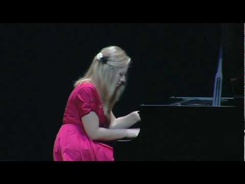 Natasha Paremski plays Prokofiev Sonata No.7