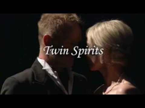 Twin Spirits: Portraying the love of Robert & Clara Schumann with words and music.