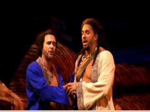 Pearl Fishers Duet (partial) Eric Cutler, Nathan Gunn
