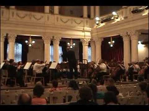 "Mahler Symphony #1 ""Titan"" : movement 2"