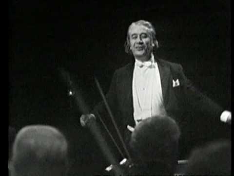 Ravel - Bolero. Sergiu Celibidache 1971 (part 2.)