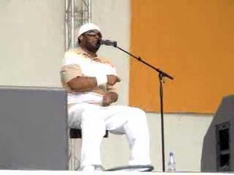 N`glish and Warren Rap/Drum Solo - Naturally 7