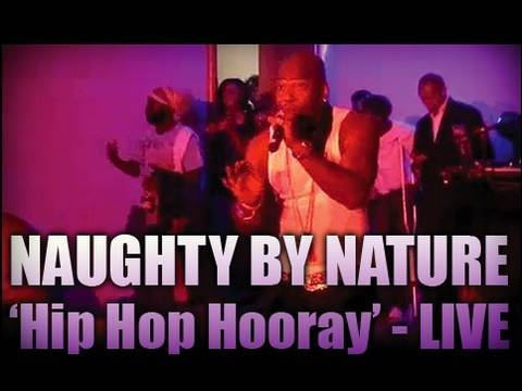 Naughty By Nature - Hip Hop Hooray @VIBE 15 Year Anniversary