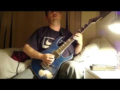 Ray St John - Precious Time Guitar Solo (Pat Benatar)