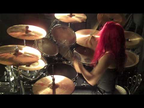 "Lux Drummerette - ""Extreme Assault"" by Sacred Storm"