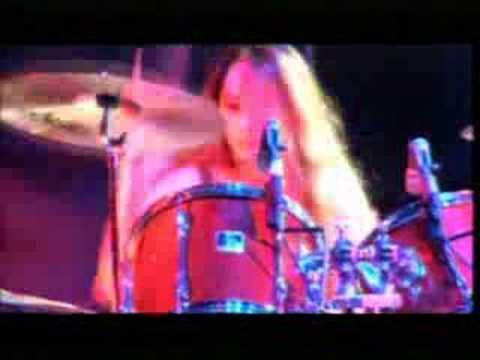 Lux Drummerette - Sacred Storm - Drum Solo