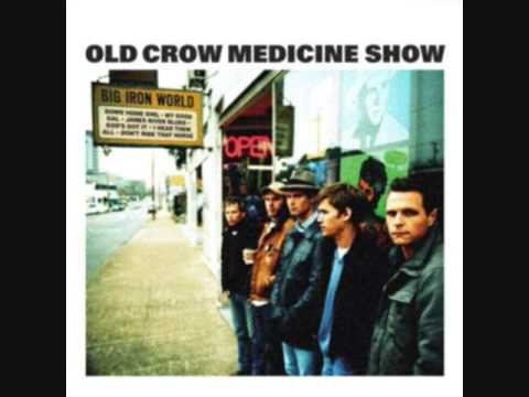 Old Crow Medicine Show - New Virginia Creeper
