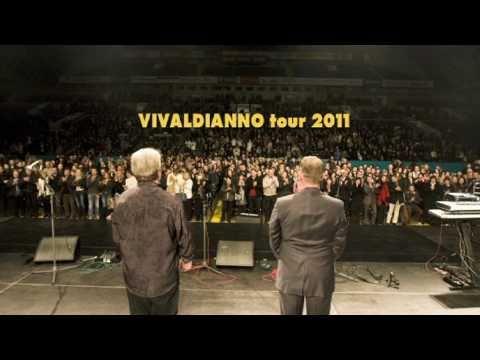 Vivaldianno tour Tesla arena 2011