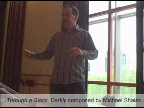 NYCGMC Presents Through A Glass, Darkly - June 30, 2010