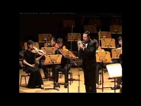 """Grieg """"Anitra`s Dance"""" - Jia-Yi He - harmonica 何家义"""