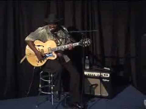 Nick Colionne Playability of the Guitar Part 2 of 6