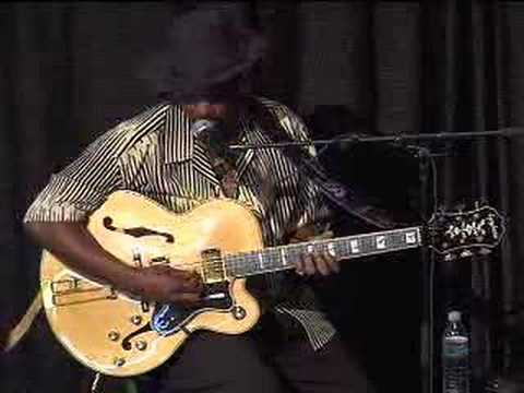 Nick Colionne Playability of the Guitar Part 5 of 6