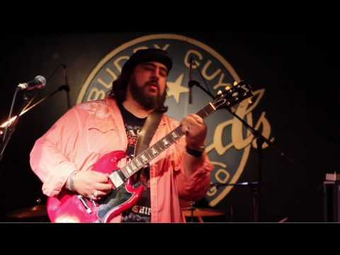 "Nick Moss - ""Louise"" from Privileged at Buddy Guy`s Legends"
