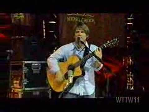 Nickel Creek - This Side - PBS Sound Stage