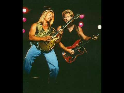 Night Ranger- Don`t Tell Me You Love Me
