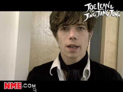NME Video: Joe Lean on the Shockwaves NME Awards Tour 2008