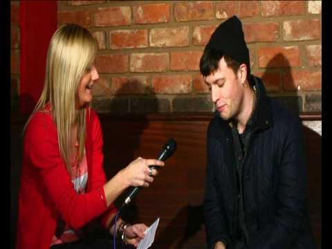 The Maccabees - backstage interview at NME Awards Tour