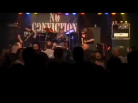 No Conviction (BAD IDEAS / HATRED) live @ the rave