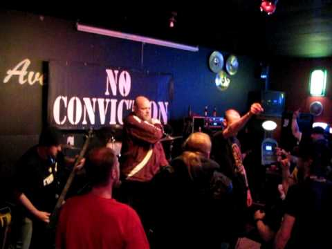 no conviction with tyler sanders