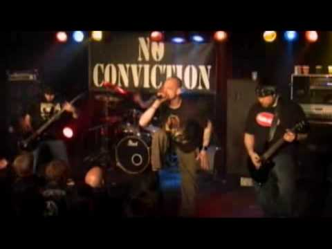 NO CONVICTION ( Assassination of the American Dream) LIVE @ THE RAVE