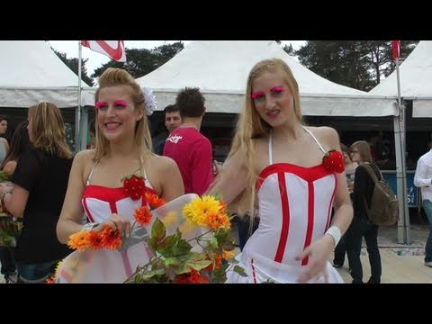 Daydream Festival 2011 Zilvermeer Mol Belgie