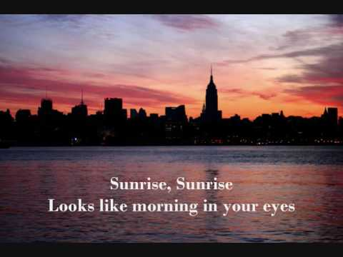Norah Jones-Sunrise (with Lyrics)
