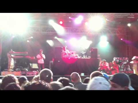 Flying Lotus LIVE @ north coast music festival [HD] ending