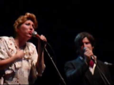 Fairytale of New York - Ed Harcourt & Martha Wainwright - A not So Silent Night