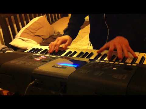 My Chemical Romance - Bulletproof Heart (Piano Cover)