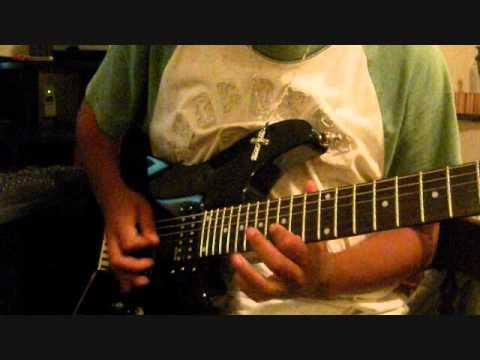 Avenged Sevenfold Nightmare solo cover