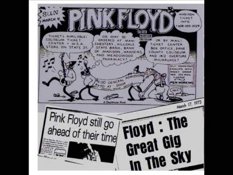 Pink Floyd - Obscured By Clouds, Chicago 1973