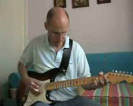 How to play - Third Stone form the sun by Jimi Hendrix