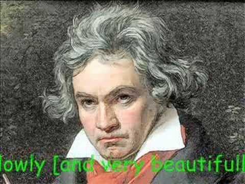Ode to Joy - Beethoven - the lost 6 1/2 minutes
