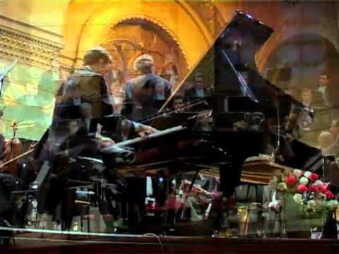 Sergei Prokofiev - Piano Concerto N�2 - St�phanos Thomopoulos - 4/4