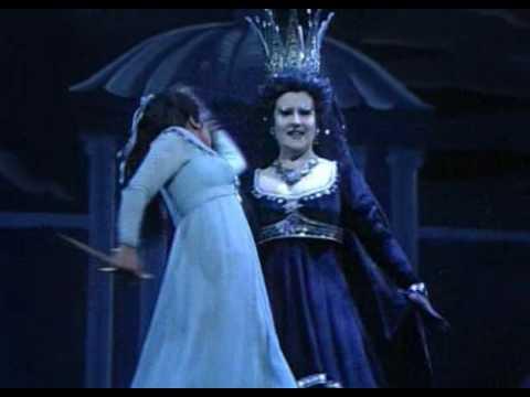 Mozart - Aria della regina della notte - Der h�lle rache