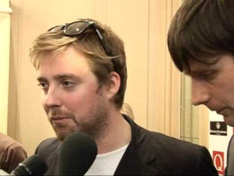 Kaiser Chiefs on winning Best Live Act at the Q Awards