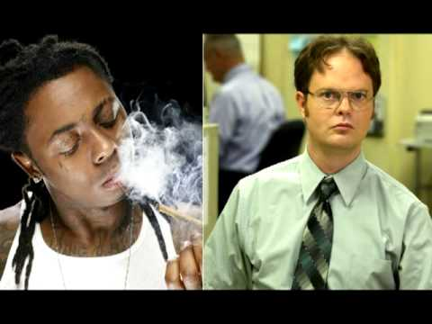 Lil` Wayne and The Office Theme (w/ Download Link)