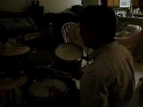 Tony Escapa III Inspired to play drums...