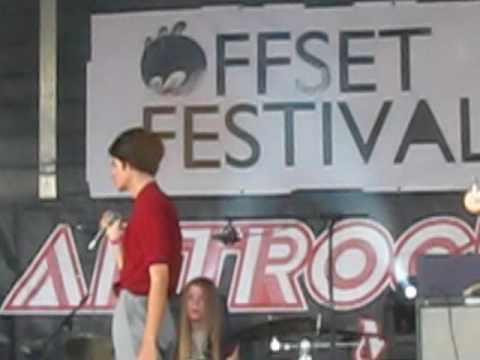 SCUM - Vision Arise live @ Offset Festival `09