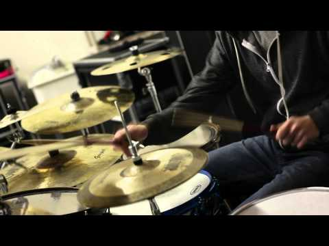 Drums: Canon 5D Mark II Test