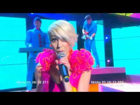 Le Kid - Oh My God - Melodifestivalen 2011(eurovision song contest Sweden)